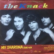 45 The Knack My Sharona b/w The Squeeze Tempted from Reality Bites S/T US RCA