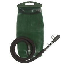 Voodoo Tactical Deluxe 3 Liter Hydration Bladder with Advanced Valve Black Hose