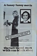 """The Tall Blond Man With One Black Shoe Poster Movie Folded 40"""" x 27"""""""