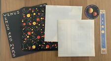 Wings / Venus And Mars - Vinyl Album UK 1st press 1975 2 posters 2 stickers EX