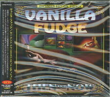 VANILLA FUDGE-THEN AND NOW (EXPANDED EDITION)-JAPAN 2 CD G35