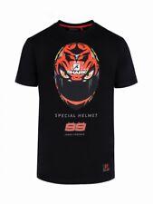 Jorge Lorenzo Ufficiale 2018 Diablo Casco T-Shirt - 18 31205