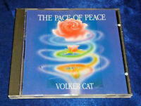 The Pace of Peace - Volker Cat Relaxation Meditation Massage (Music CD 1992)