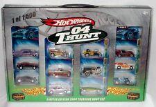 Hot Wheels 2004 Treasure Hunt Box Set - 1 of 1,500 -  FREE SHIPPING