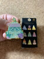 Ariel Disney Loungefly Princess Cake Pin- Wedding Cake- Little Mermaid