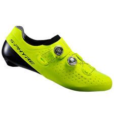 Shimano S-phyre Sh-rc9y Accendino Carbonio Scarpa ciclista Boasystem Neon-giallo 43