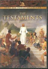 DVD - Documentary - The Testaments of One Fold and One Sheperd - Keith Merrill