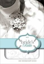 NIV Bride's Bible by Zondervan Staff (2011, Leather, Special)
