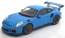 1:18 GT Spirit Porsche 911 (991) GT3 RS blue