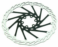 Clarks CL-160 160mm Disc Brake Rotor Floating style ED Black centre Cycle MTB
