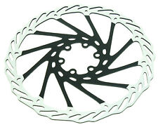 Clarks 160mm Disc Brake Rotor Floating style ED Black centre Cycle MTB