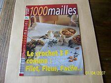 1000 mailles 236  TBE
