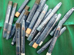 AVON Oval OPTIONS Eye Pencil GOLDENEYE Lot of 2 New Sealed FREE SHIPPING!