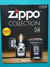 Zippo Collection Nr.24 Sturmfeuerzeug    Motorcycle Club  (1996) never fired !!!