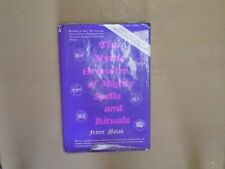 The Mystic Grimoire of Mighty Spells and Rituals, Frater Malak, Very Good Book
