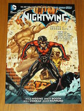 NIGHTWING SECOND CITY  HIGGINS CONRAD BOOTH VOLUME 4 DC NEW 52 < 9781401246303