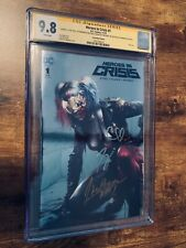 Harley Quinn, Heroes in Crisis #1 CGC SS Variant
