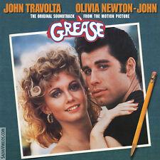 John Travolta - Grease (Original Motion Picture Soundtrack) [New Vinyl