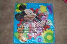 Disney Mickey Mouse Clubhouse, Mickey, Donald Duck, & Goofy Large Tote Bag - NWT