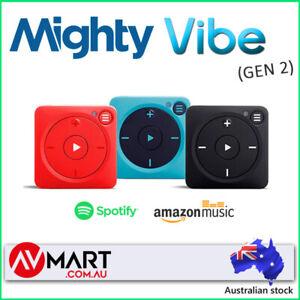 Mighty Vibe Spotify & Amazon Music Player AUSTRALIA - New Gen2 model in stock!