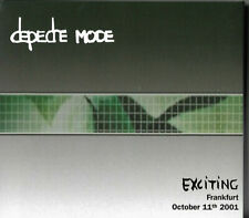 >> DEPECHE MODE - Exciting Frankfurt <> rare DCD <<
