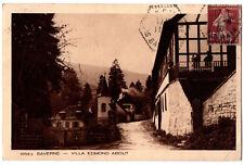 CPA 67 - SAVERNE (Bas-Rhin) - 1854c. Villa Edmond About
