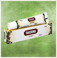 Charak TAKZEMA Ointment Eczema Allergy & Skin Irritation 30 gm size