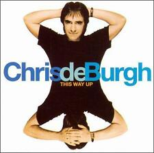 This Way Up Chris de Burgh MUSIC CD
