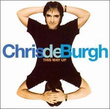 This Way Up Chris de Burgh MUSIC CD