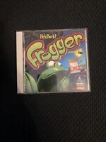 Frogger 1997 Windows 95 Hasbro Interactive Game CD Rom