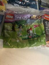 LEGO FRIENDS - MINI GOLF (30203) - POLY BAG SET W/ MINIFIGURE (RET)