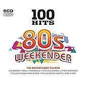 100 Hits (80s Weekender, 2013) Aretha Franklin Herbie Hancock Joyce Sims Marvin