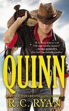 A Wyoming Sky Novel: Quinn by R. C. Ryan (2012, Paperback)