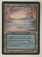MTG Magic the gathering Underground Sea FBB Mare Sotterraneo  ITA BETA dual land