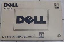 "Dell Professional P2312H 23"" Monitor - Full HD LED Backlight"