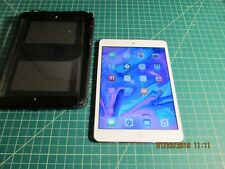 Apple iPad Mini 64GB Wi-Fi White A1432 Good Condition 1st Gen.