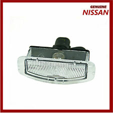 Genuine Nissan Micra K12 Rear Number Plate Lamp. 26510BG00A. New!