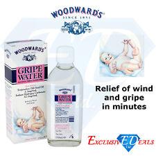 Woodward's Gripe Water Alcohol & Sugar Free Relief of Wind & Gripe 150ml