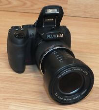 Genuine Fujifilm Fine Pix (HS20EXR) 30x Zoom 58mm Black Digital Camera **READ**