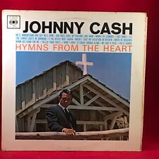 JOHNNY CASH Hymns From The Heart 1962 UK Vinyl LP EXCELLENT CONDITION original