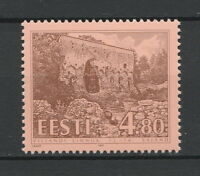Estonia 1997 Architecture MNH stamp