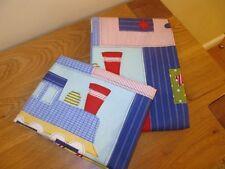 Nautical Cot Nursery Bedding