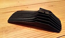 Rare BMX Frame Mounted Fender Mud Flap Downtube Mounted Old School 80's MX
