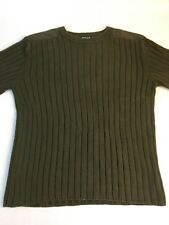 VTG Ralph Lauren Polo 67 Sweater Men's XL 90s Olive Knit Crewneck Pullover