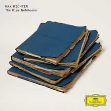 MAX RICHTER - THE BLUE NOTEBOOKS-15 YEARS  2 CD NEW+ RICHTER,MAX