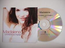 MADALENA : L'INVITATION AU VOYAGE [ CD PROMO ] ~ PORT GRATUIT !