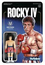 Rocky Balboa IV Super 7 ReAction Action Figure
