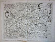 1692 HANNONIA CAMBRAI Coronelli Hainaut Mons Valenciennes Charleroi Tournai