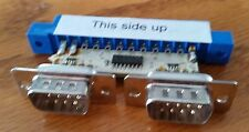 Commodore 64 64c 128 - 4 player joystick interface adapter - U.S. Seller - MULE