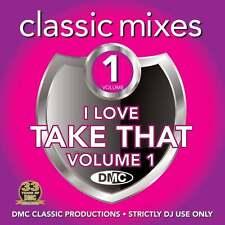 DMC Take That Megamixes & 2 Trackers Mixes Remixes Ft The Kink & Avicii DJ CD